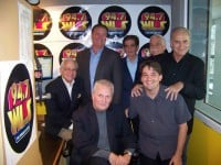 The gang at WLS 94.7