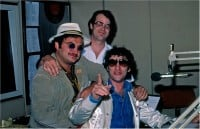 Belushi, Ackroyd, and Landecker