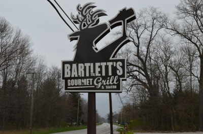 Bartlett's in Beverly Shores, Indiana