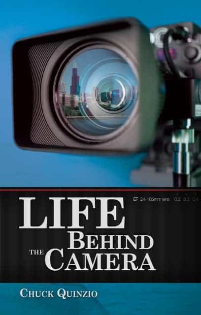 "Chuck Quinzio's ""Life Behind The Camera"" Gets Some Love from the NABET Union"
