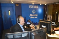 On the air at WGN