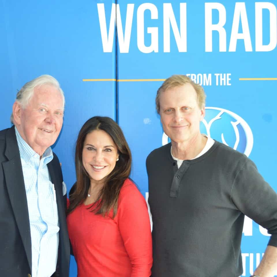 Joel Daly's Appearance on WGN Radio (Audio, Behind the Scenes Photos, & Commentary)