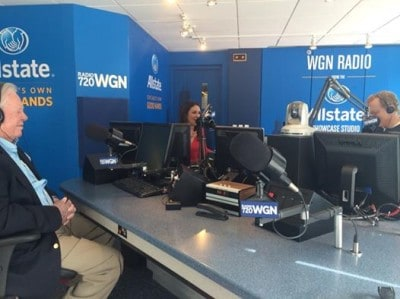 Joel Daly on WGN Radio