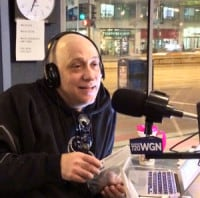 """The Balding Handbook"" on WGN Radio"