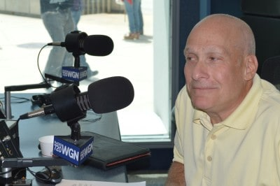 Bruce Bohrer on WGN Radio