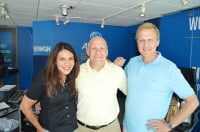 A Wrigley Usher's Visit to WGN Radio (Photos, Audio & Commentary)