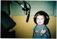 Growing up on the radio