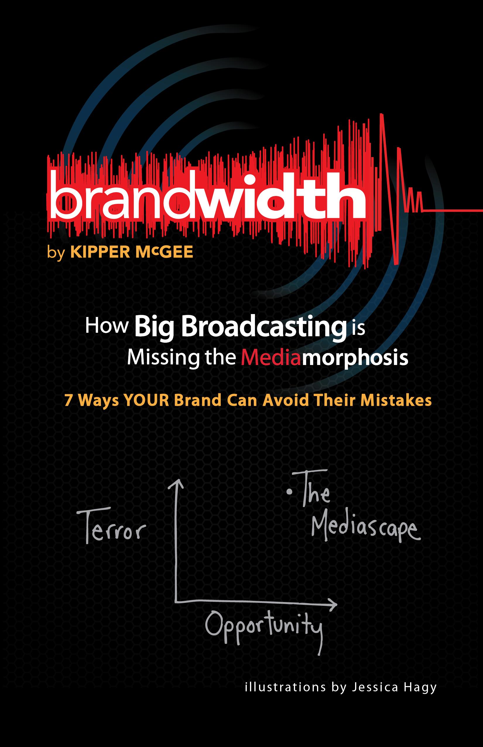 """Some Media Love for Kipper McGee's """"BRANDwidth"""""""