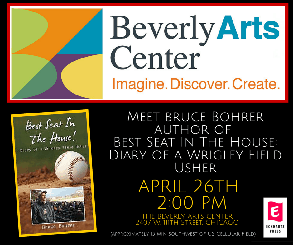 Bruce Bohrer at the Beverly Arts Center