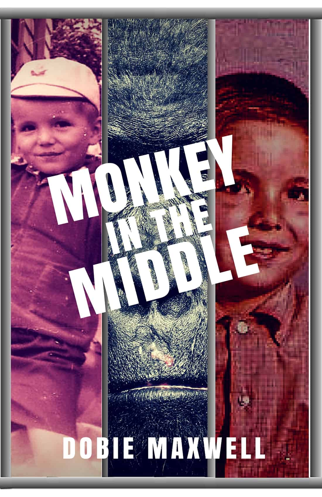 Announcing Our Newest Book: Monkey in the Middle by Dobie Maxwell (Available for Pre-order now!)