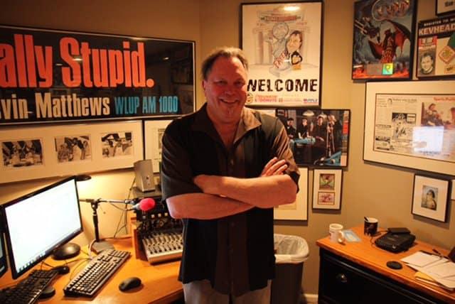Kevin Matthews interviews Bobby Skafish