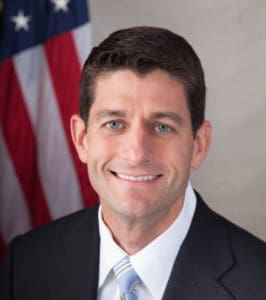 Rep. Paul Ryan, Speaker of the House
