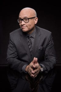 Larry Wilmore (photo by Peter Wang/Comedy Central)