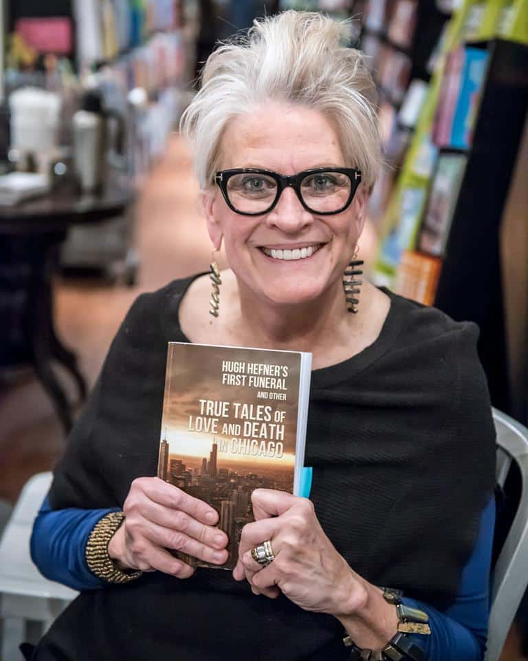 Book of the Year winner Pat Colander coming to Highland, Indiana