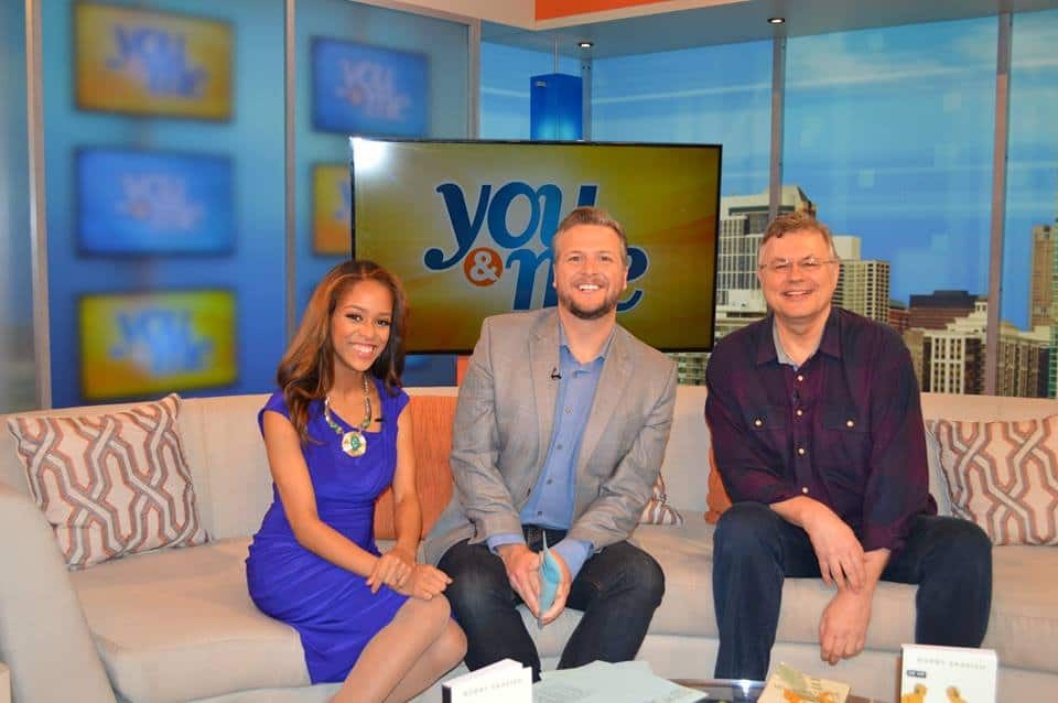 "Bobby Skafish on ""You & Me"" on WCIU-TV (Photos, video & commentary)"