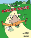 "Charity Golf Outing Launches New Children's Book ""I Had A Runny Nose"""