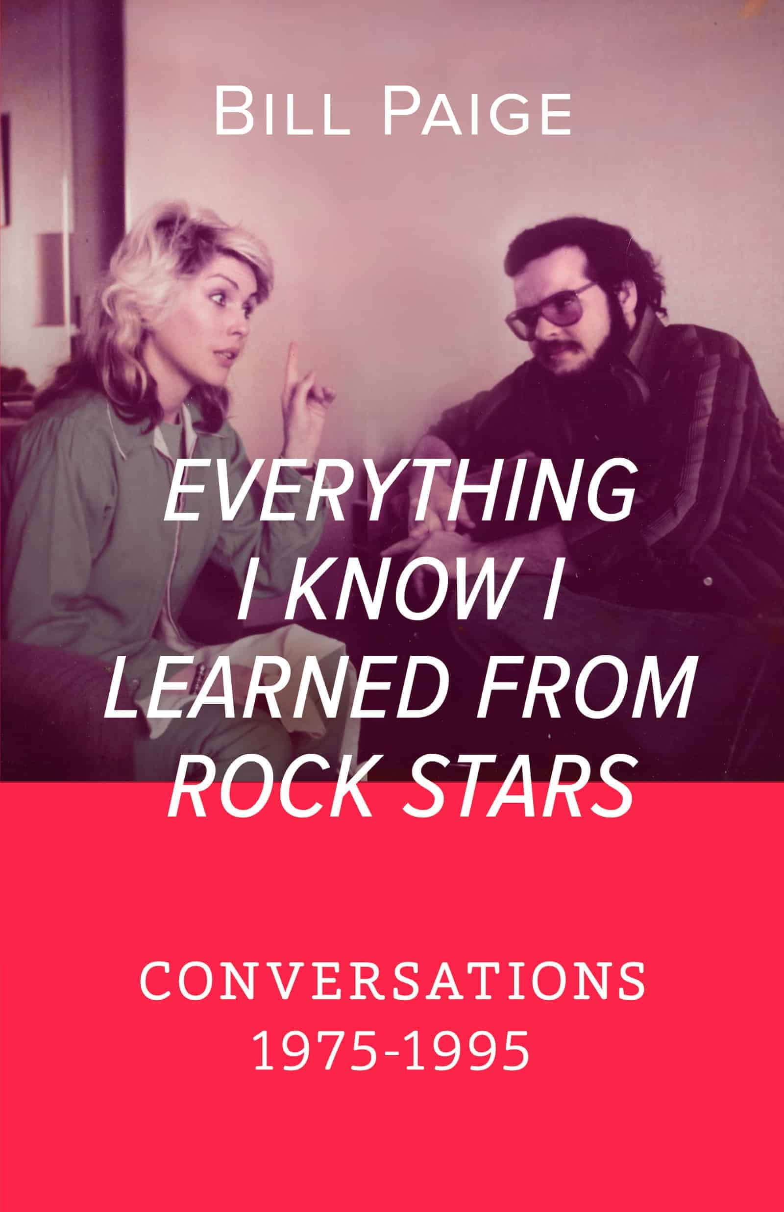 Everything I Know I Learned From Rock Stars Now Available For Pre-Order