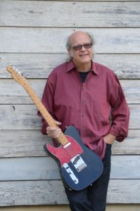 Bill Paige with Guitar