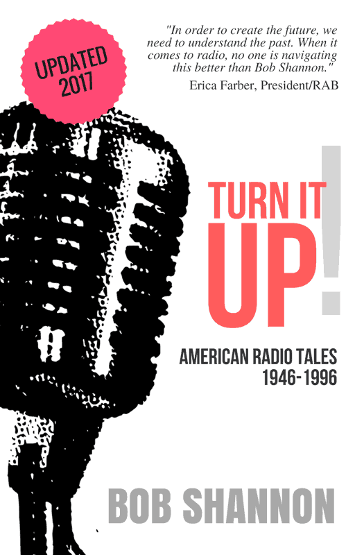 "E-book of Bob Shannon's ""Turn it Up"" Released on 40th Anniversary of Elvis' Death"