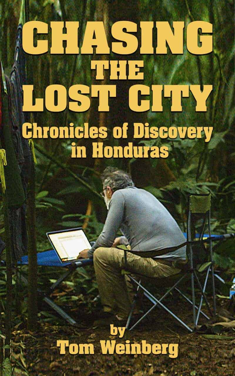 Press for Chasing the Lost City
