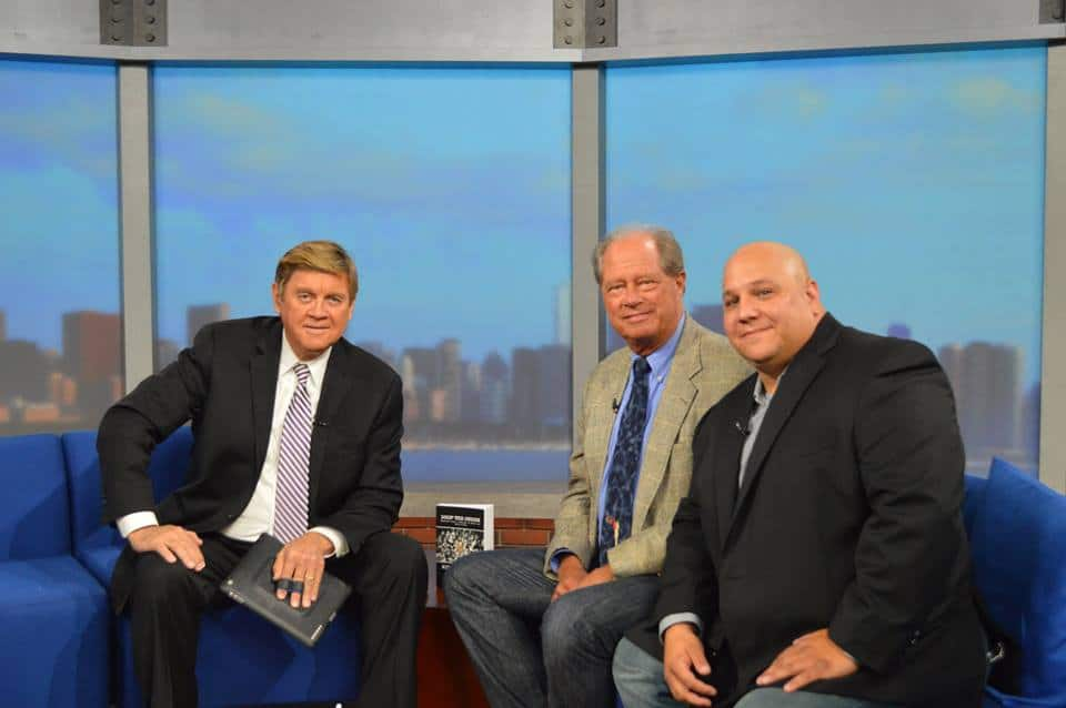 Mitch Michaels and Ken Churilla on WGN-TV (Photos, Video & Commentary)