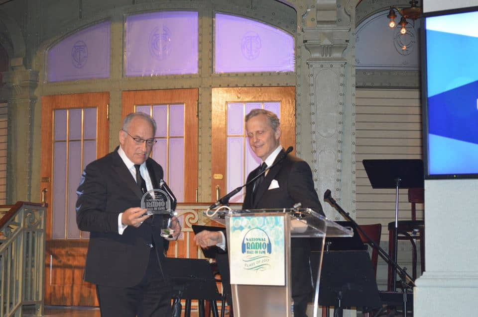 The National Radio Hall of Fame Inducts John Records Landecker